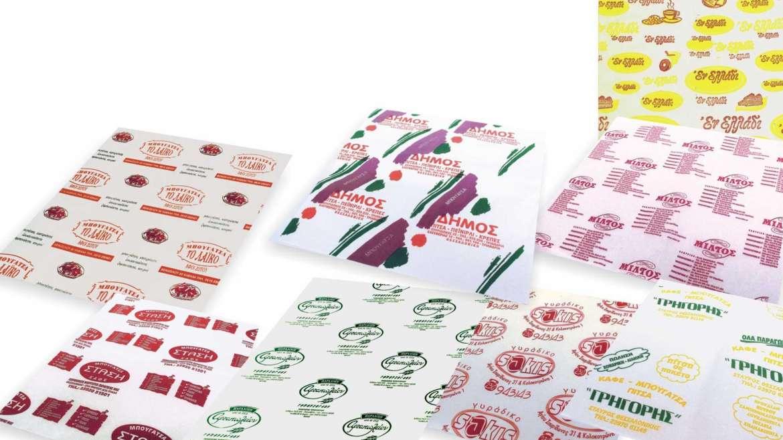 Χαρτια Περιτυλιγματος – Κουτια Συσκευασιας